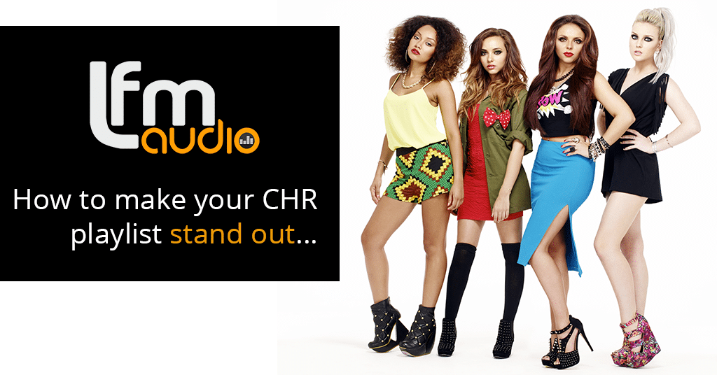 How to make CHR Radio Station stand out